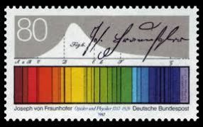 Fraunhofer-Briefmarke 1987